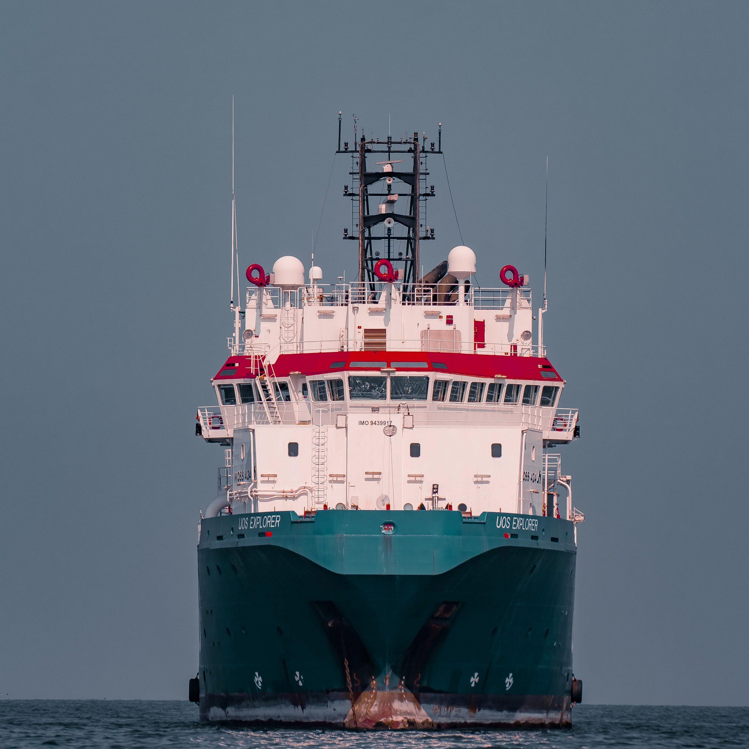 Embargo preventivo de buques en España