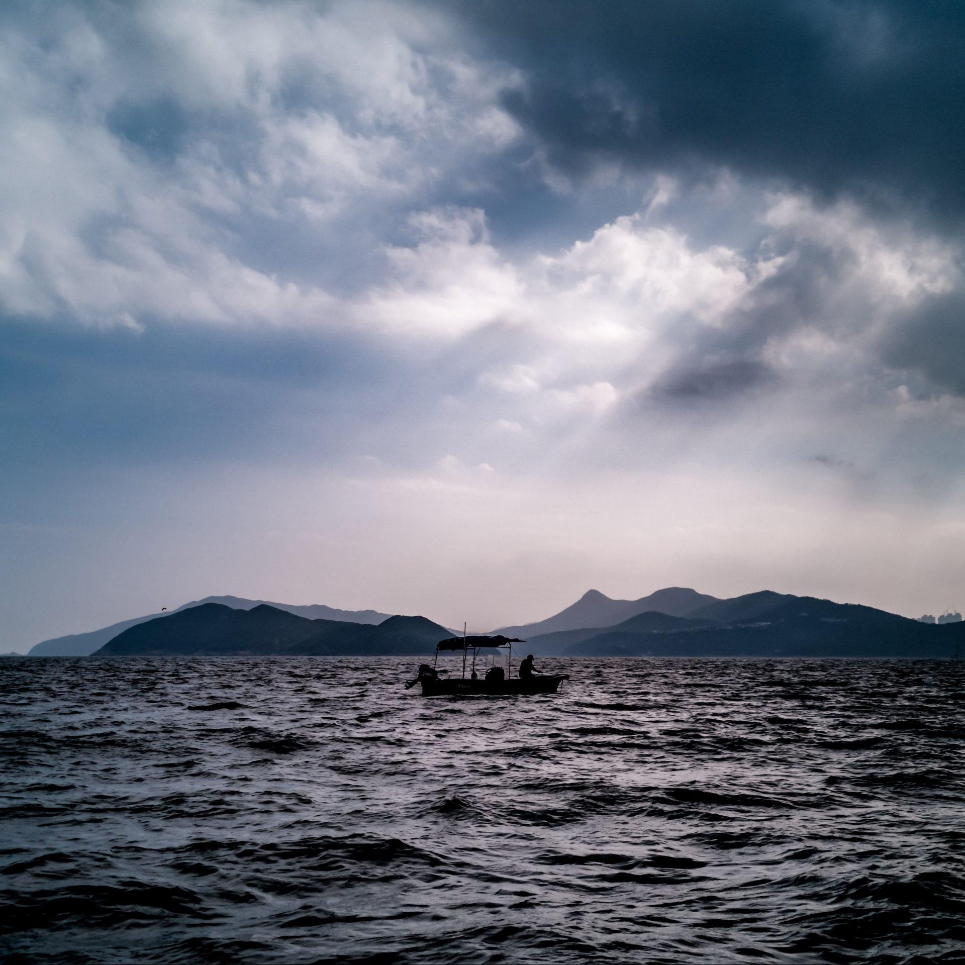 """El problema de los inmigrantes rescatados en alta mar (""""boat people"""")"""