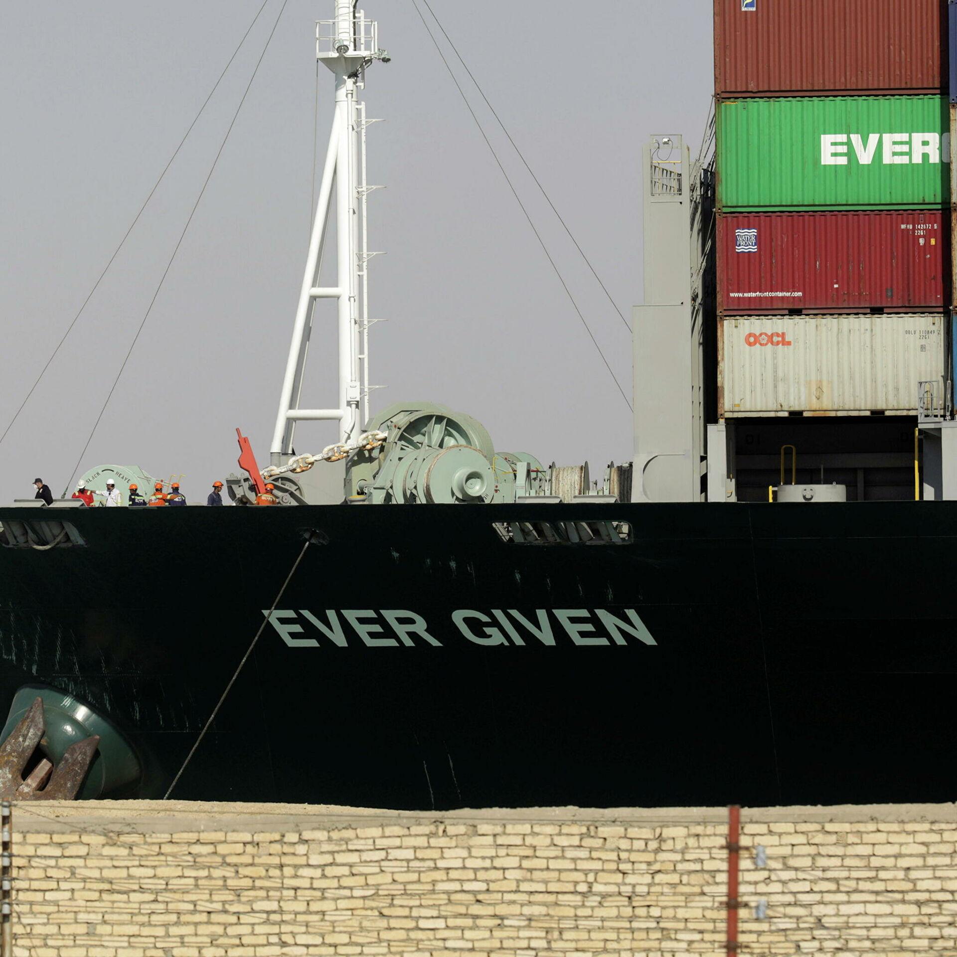 ¿Hay fuerza mayor en el incidente del Ever Given en el Canal de Suez?